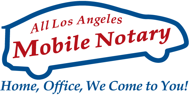 All Los Angeles Mobile Notary